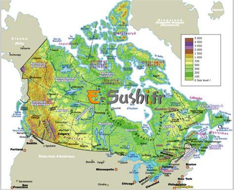 Carte Du Canada Avec Villes by Carte Canada Images Et Photos Arts Et Voyages