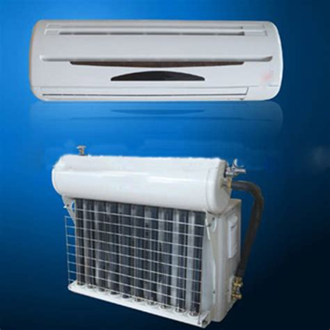 buy split wall mounted vacuum tube solar cooler energy air conditioner