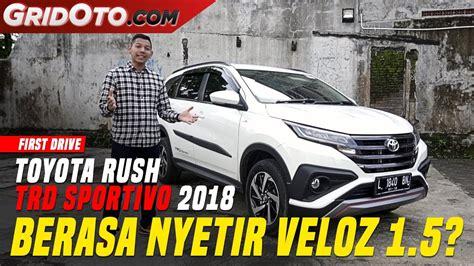 modifikasi toyota trd sportivo 2018 dunia otomotif modifikasi toyota trd sportivo 2018 dunia otomotif