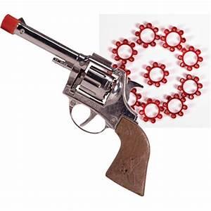 Cap Gun Die Cast - Toys To Love
