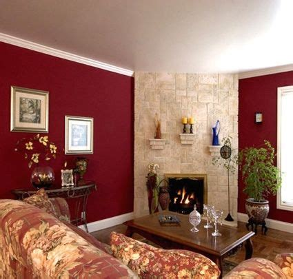 rooms with burgundy color schemes ava living kitchen