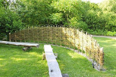 Weiden Pflanzen Als Sichtschutz by Sichtschutz Selber Bauen 5 Diys Aus Naturmaterial K02
