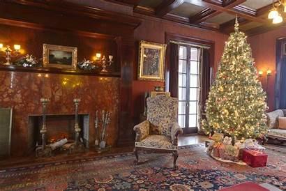 Christmas Glensheen Mansion Congdon Living Duluth Tours