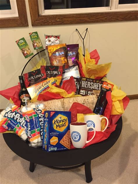 Smores  Ee  Gift Ee   Basket Ideas  Ee  Gift Ee   Ftempo