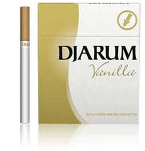 Djarum Vanilla - Wikipedia