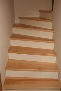 Habillage Escalier Bois : habillage bois 10 ambiance escalier ~ Dode.kayakingforconservation.com Idées de Décoration