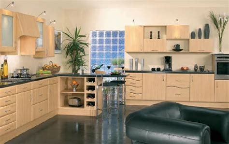 beech kitchen door finish  size   measure