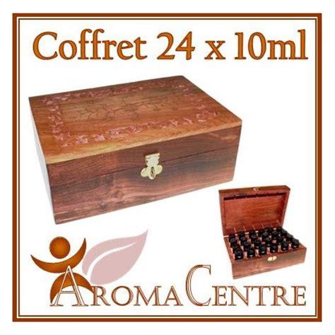 coffret boite de rangement huiles essentielles marquet 233 e 24x10ml
