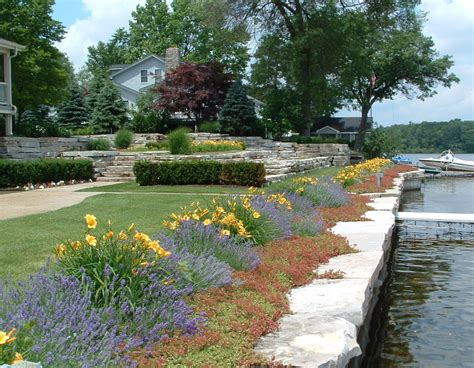 waterfront landscape design upcotts waterfront plantings