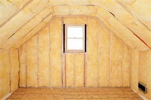 Isolation Combles à 1 : une isolation 1 euro pour 2500 maisons ~ Edinachiropracticcenter.com Idées de Décoration