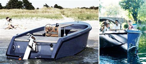 Electric Pleasure Boat by Jebiga Design Lifestyle