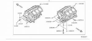 Nissan Pulsar Nx Bolt Cover   Front   Cylinder  Block