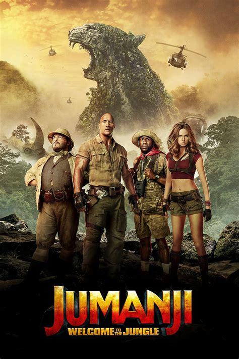 Jumanji Welcome To The Jungle (2017)  The Movie