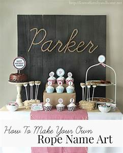 Cowboy Birthday Party Ideas {Parker Turns 7} - Love of