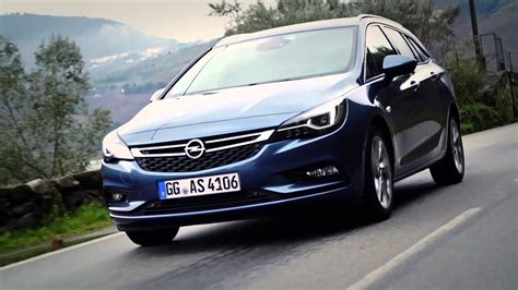 Opel Astra Sport Tourer by Opel Astra Sports Tourer Car Of The Year 2016 Drive