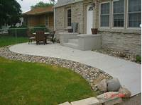 lovely design ideas for a concrete patio Lovely Concrete Paver Patio Design Ideas - Patio Design #272