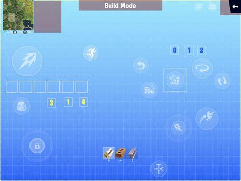 hud layout settings  fortnite mobile choose