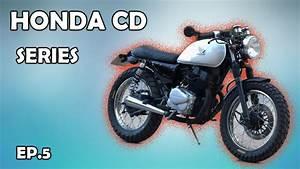 Motorcycle Honda Cd Series