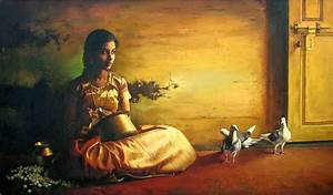 CHINAR SHADE : RURAL WOMEN IN THE PAINTINGS OF S ...