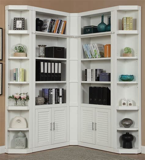 Corner Bookcase by Modular Corner Bookcase Wall House 2