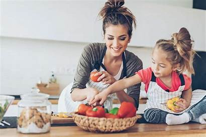 Mother Daughter Cooking Easy Happy Mom Recipes