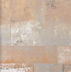 Stein Muster Tapete : details zu vlies tapete 47214 stein muster bruchstein terracotta terra braun metallic mauer ~ Sanjose-hotels-ca.com Haus und Dekorationen