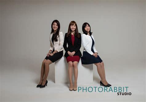졸업기념 여자우정사진 포토래빗 스타일