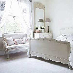 Schlafzimmer Weiße Möbel : wohnideen f r schlafzimmer in wei 25 prima bilder ~ Markanthonyermac.com Haus und Dekorationen