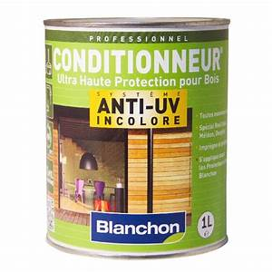 Saturateur Anti Uv : conditionneur bardage anti uv incolore 1l ~ Edinachiropracticcenter.com Idées de Décoration