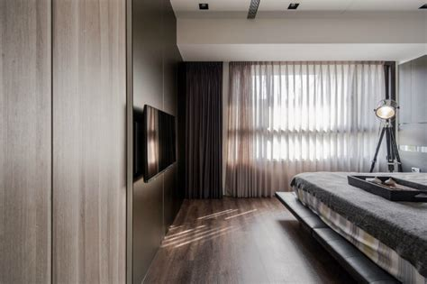 And Wood Make A Masculine Interior by And Wood Make A Masculine Interior