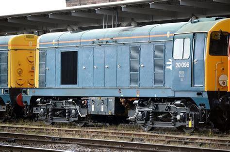 Class 20096, Derby Station-2.jpg in 2020   Derby, Station ...