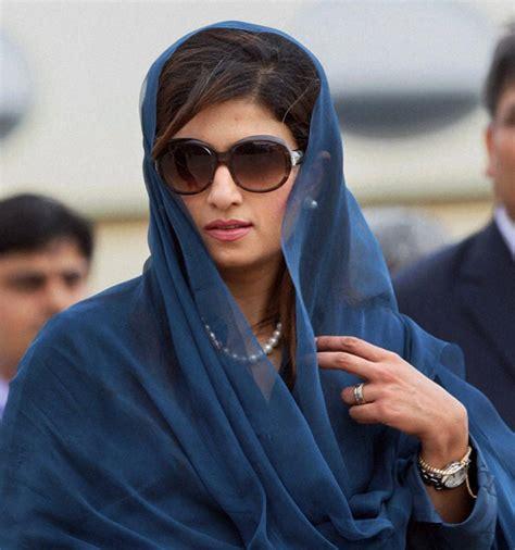 Former Pakistani Foreign Minister Hina Rabbani Khar Says