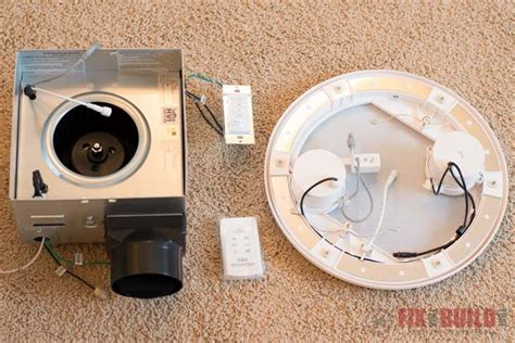 how to install bathroom fan how to install a bathroom fan with bluetooth speakers