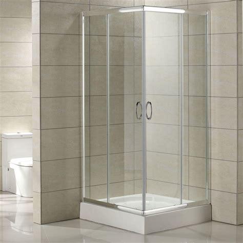 corner shower doors 34 quot x 34 quot torres corner door shower enclosure