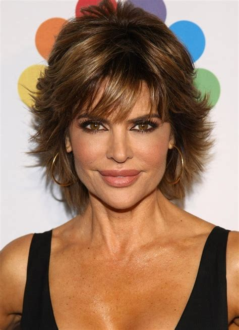 Hottest Short Layered Hairstyles For Women Over 50