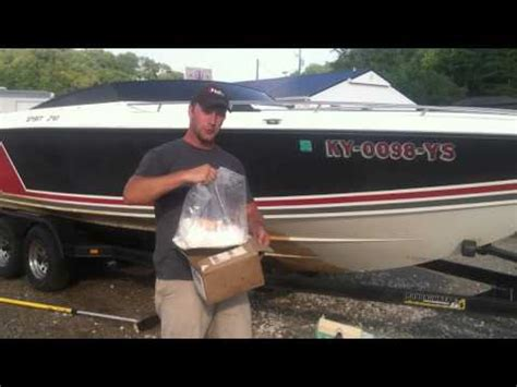 Boat Water Line Cleaner by How To Remove Yellow Water Line Scum Line From Fiberglass
