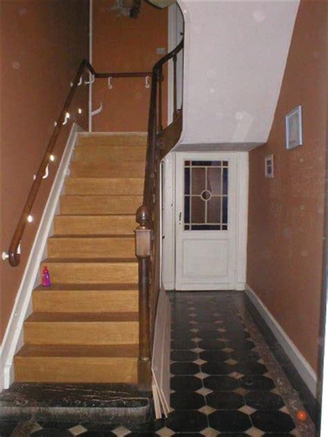 decoration hall  entree avec escalier