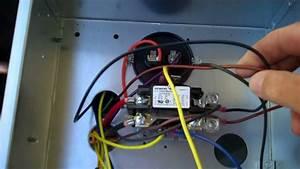 Rheem 14 5 Seer 4ton Condenser With A Ecm Condenser Fan Motor