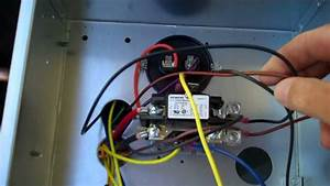 Rheem 14 5 Seer 4ton Condenser With A Ecm Condenser Fan