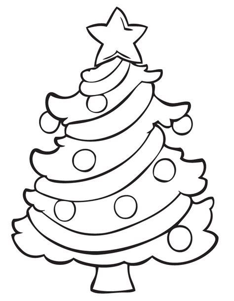 dibujos de arboles de navidad 193 rbol navidad con cintas dibujalia dibujos para colorear navidad 193 rboles de navidad