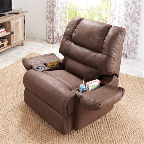 better homes and gardens deluxe recliner ebay