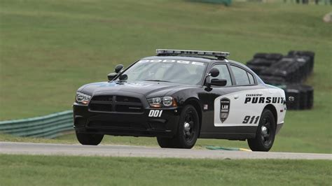2013 Dodge Charger Police Pursuit Package