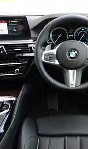 BMW 530e hybrid interior & comfort | DrivingElectric
