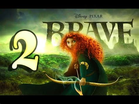 BRAVE Disney • Pixar Walkthrough Part 2 •••• (PS3, X360 ...
