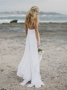 sexy sweetheart a line floor length backless beach wedding With wedding dresses beach