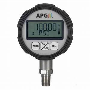 Ip67 Digital Pressure Gauges With 0 25  Accuracy