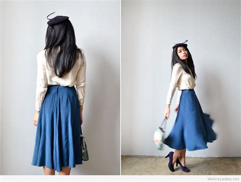 vintage outfits ideas