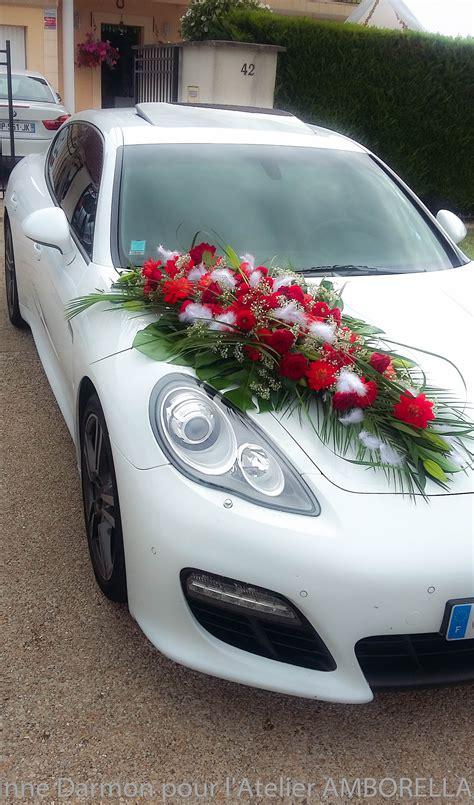 decoration mariage pour voiture decoration de voiture pour un mariage 171 amborella by corinne