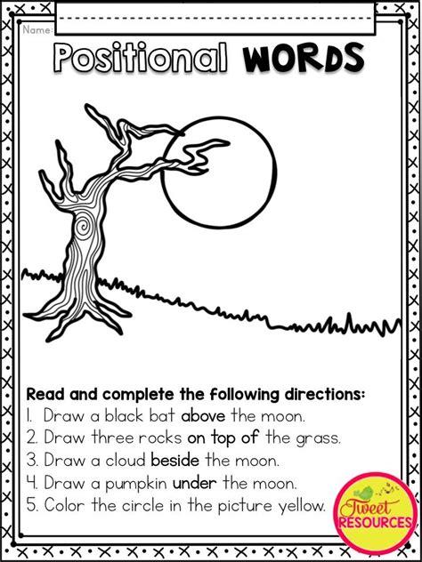literacy and math activities for kindergarten