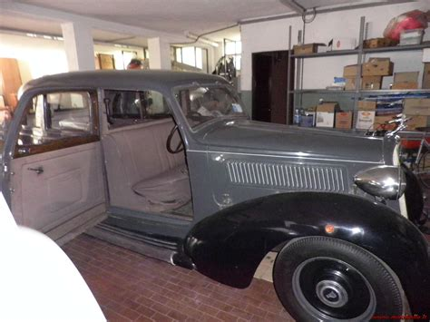 Fiat Ardita 2000 1933 Fiat 518 Ardita 2000 Johnywheels